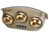 Đèn sưởi nhà tắm Kangaroo KG251 (KG-251) - 3 bóng