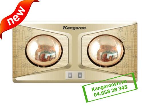 Đèn sưởi nhà tắm Kangaroo KG249N