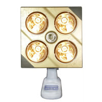 Đèn sưởi nhà tắm Kottmann K4B (K4BG/K4BS) - 4 bóng