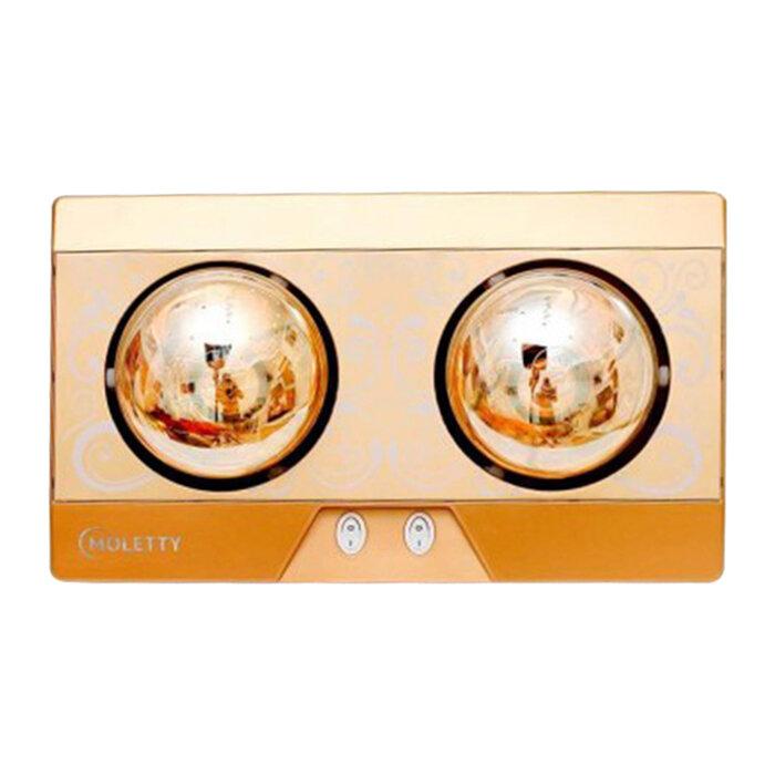 Đèn sưởi nhà tắm Moletty M-02TH
