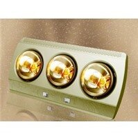 Đèn sưởi nhà tắm Moletty MLT82503TH - 3 bóng vàng