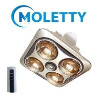 Đèn Sưởi Nhà Tắm Moletty M-04HR