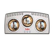 Đèn sưởi nhà tắm Saiko BH-3826H - 3 bóng