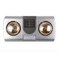 Đèn sưởi nhà tắm Sanaky SNK2BW - 2 bóng