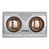 Đèn sưởi nhà tắm Tiross TS9291 (TS-9291) - 2 bóng