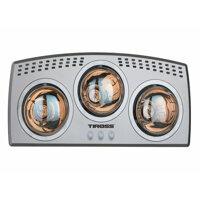 Đèn sưởi nhà tắm Tiross TS9292 (TS-9292) - 3 bóng