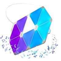 Đèn thông minh Nanoleaf Aurora Rhythm - 9 miếng