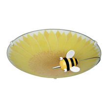 Đèn trần hình con ong 3D Philips QCG311 60W