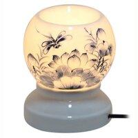 Đèn xông tinh dầu sứ thấu quang NNGS-394