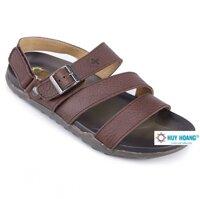 Dép sandal nam Huy Hoàng quai hậu HH7173