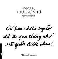 Đi qua thương nhớ - Nguyễn Phong Việt