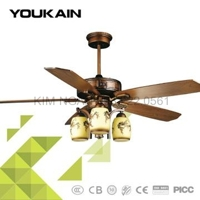 Quạt trần có đèn Youkai HD 52-YJ232