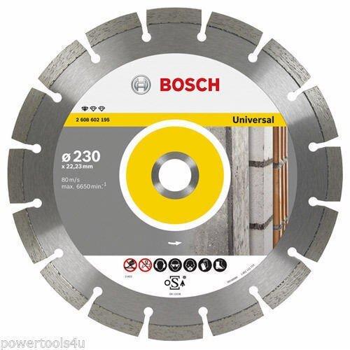 Đĩa cắt đá đa năng Bosch 2608603726- 105mm