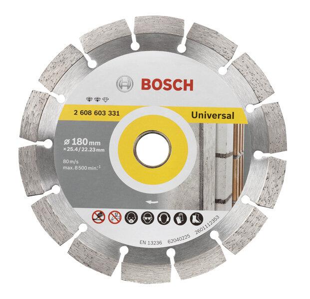 Đĩa cắt đa năng Bosch 2608603331