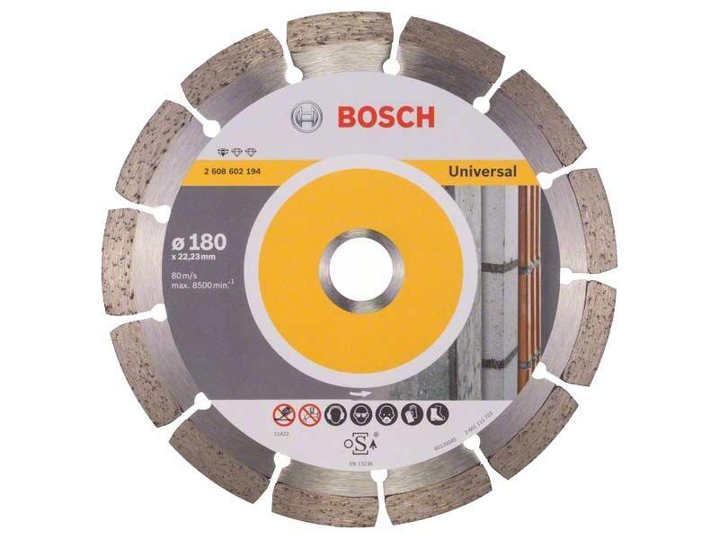 Đĩa cắt đa năng Professional Bosch 2608602194