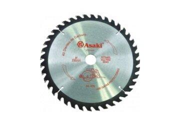 """Đĩa cắt gỗ Asaki AK-433 - 4"""""""