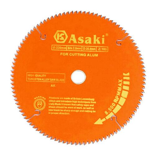 Đĩa cắt gỗ và nhôm Asaki AK-8686