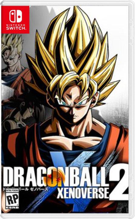 Đĩa game Dragon Ball Xenoverse 2 - Nintendo Switch