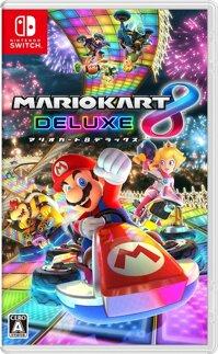 Đĩa game Nintendo Switch - Mario Kart 8 DeLuxe