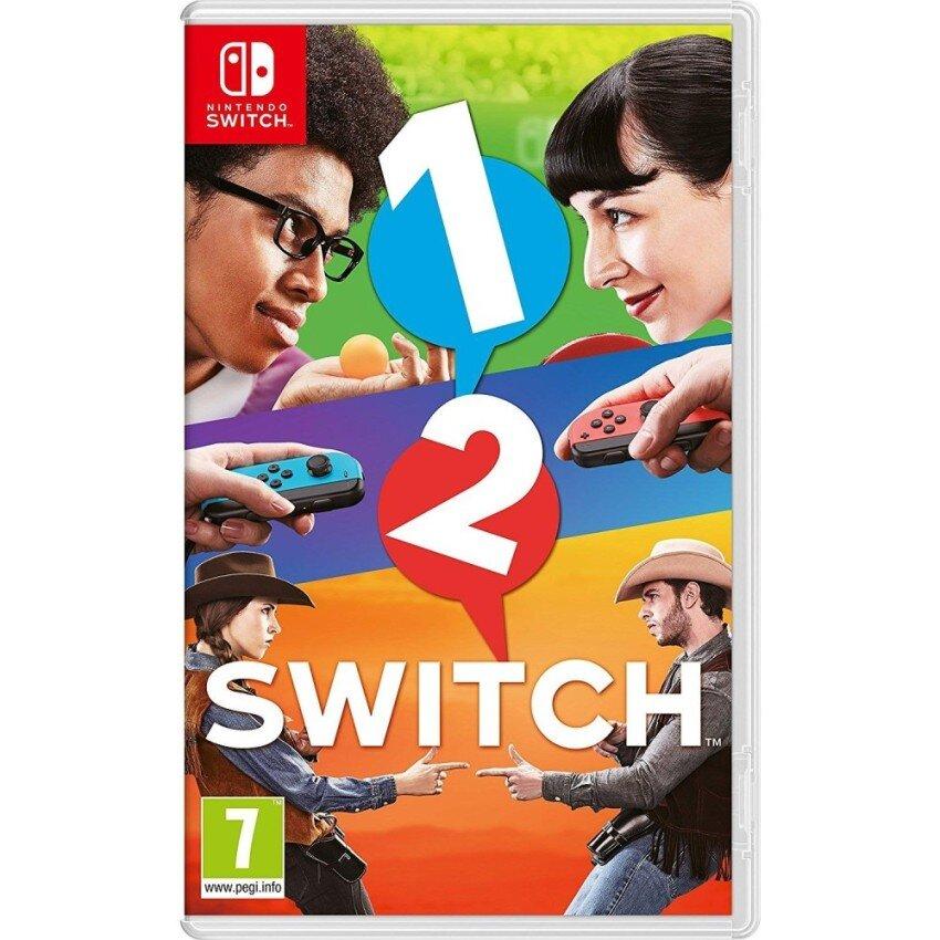 Đĩa game Nintendo Switch 1-2 Switch