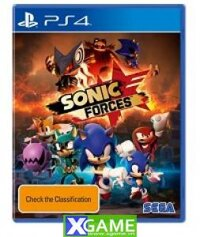 Đĩa game Nintendo Switch Sonic Forces