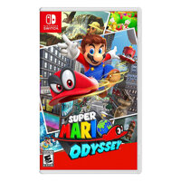 Đĩa game Nintendo Switch Super Mario Odyssey