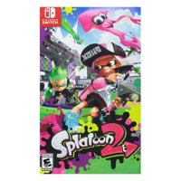 Đĩa Game Nintendo Switch Splatoon 2