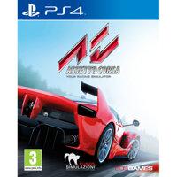 Đĩa game PS4 Assetto Corsa