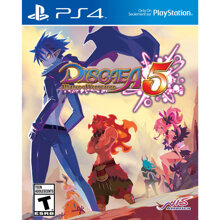 Đĩa Game PS4 Disgaea 5 Alliance Of Vengeance
