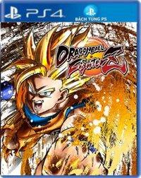 Đĩa game Ps4 :Dragon Ball Fighter Z