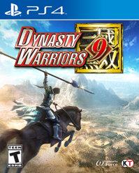 Đĩa game PS4 Dynasty Warriors 9