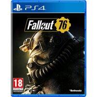 Đĩa game PS4 Fallout 76