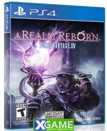 Đĩa game PS4 Final Fantasy XIV: A Realm Reborn