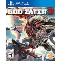 Đĩa game PS4 God Eater 3