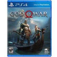 Đĩa game PS4 God Of War 4 hệ Asia