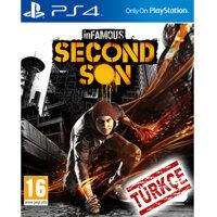 Đĩa game PS4 inFAMOUS Second Son