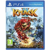 Đĩa game PS4 Knack 2 hAsia
