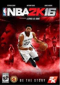 Đĩa game PS4 Nba 2k16