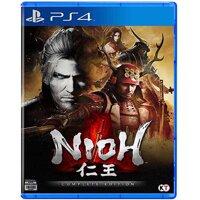Đĩa Game PS4 Nioh Complete Edition