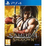 Đĩa game PS4 Samurai Shodown