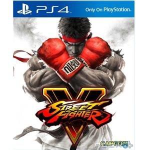 Đĩa game PS4 Street Fighter V hệ US
