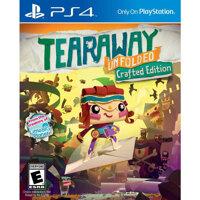 Đĩa game PS4 Tearaway unfolded