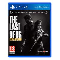 Đĩa game PS4 The Last of Us Remastered