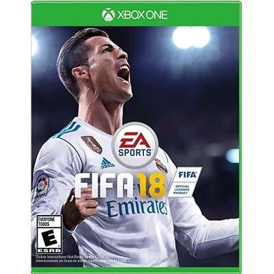 Đĩa game Xbox One Fifa 2018
