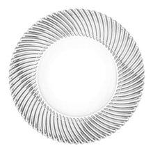 Đĩa pha lê tròn Samba cỡ trung Nachtmann ML-DE326 27cm