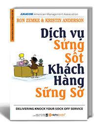 Dịch vụ sửng sốt khách hàng sửng sờ – Ron Zemke