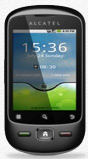 Điện thoại Alcatel Onetouch OT-906 - 1 sim