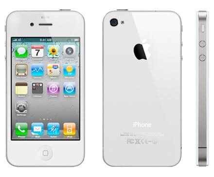 Điện thoại Apple iPhone 4 - 16GB