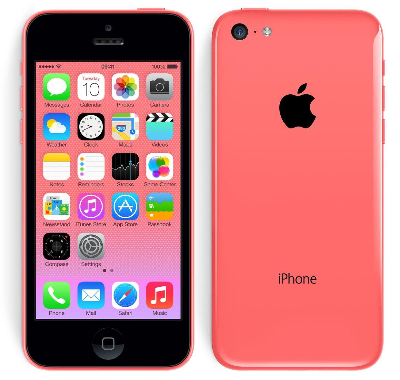 Điện thoại Apple iPhone 5C - 16GB