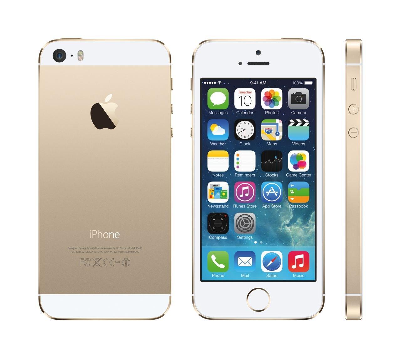 Điện thoại Apple iPhone 5s - 16GB, Hàng cũ